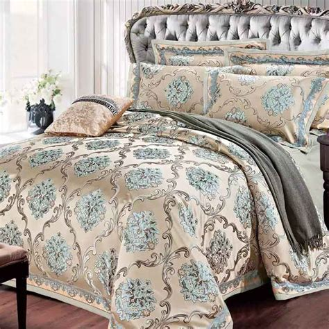 jacquard bedding set aliexpress buy luxury bedding set new designer