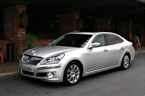 2011 Hyundai Equus by 2011 Hyundai Equus On Sale Late Summer Priced From Mid