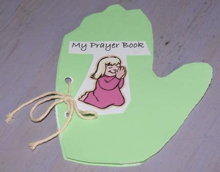 prayer crafts for toddler prayer craft teaching a toddler or preschooler