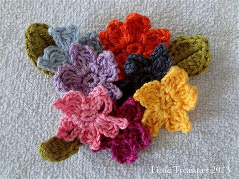crochet tutorial treasures adenium free crochet flower tutorial