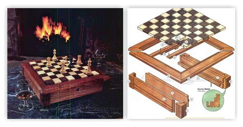 chess board plans woodworking chess board plans woodarchivist