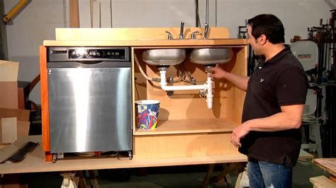 kitchen sink p trap how to repair a leaking sink p trap home sweet home