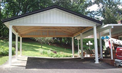 Carport Plans by Wood Carport Ideas Mckinney Home Improvement Hd Wood