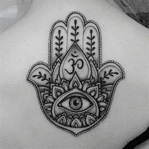 25 best ideas about hamsa tattoo design on pinterest