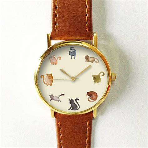 watches for jewelry cats watches for leather jewelry