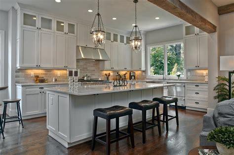 open concept kitchen design 20 open concept kitchen designs page 2 of 4