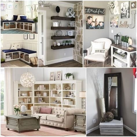 How To Decorate Mirror At Home 10 clever and creative living room corner decor ideas