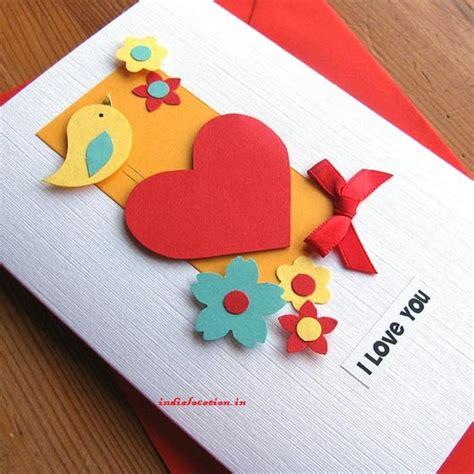 easy to make greeting card designs s day easy made card designs india location