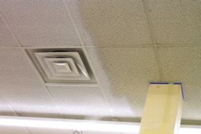 spray painting drop ceiling tiles can suspended ceiling tiles be painted we spray pvc