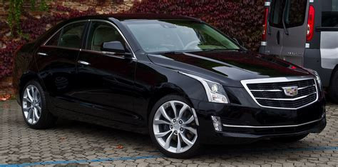 Cadillac Turbo by File Cadillac Ats 2 0 Turbo Awd Premium Frontansicht 16