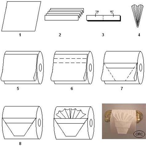 toilet paper origami toilet paper origami pleated tuck