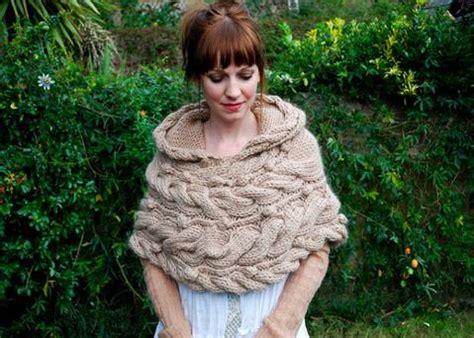 woodland knits pdf woodland hoodlet knitting pattern pdf
