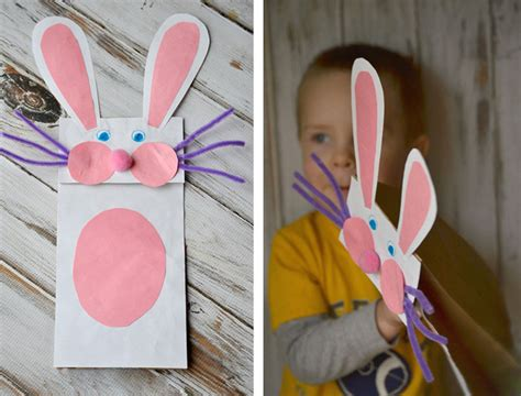 easter bunny craft projects 62 easy easter craft ideas for personal creations