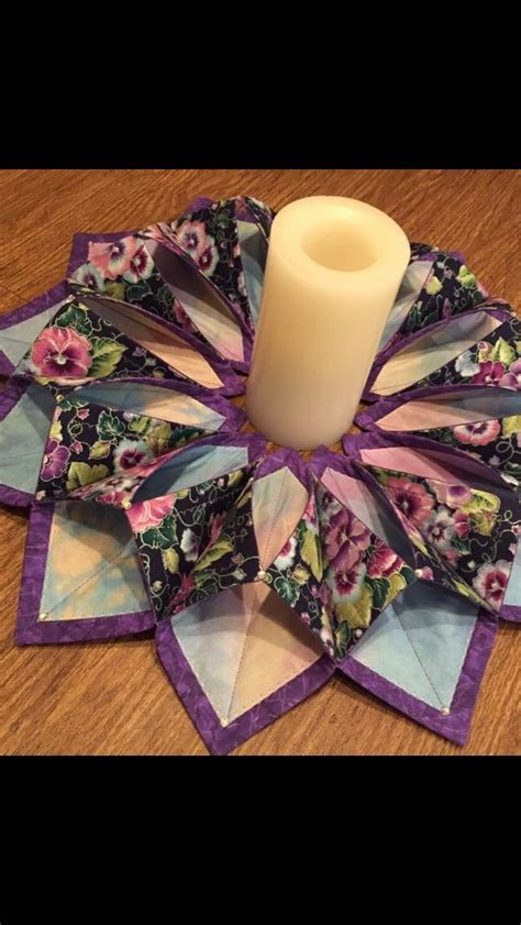 origami sewing table 194 best quilting fold n stitch wreath images on