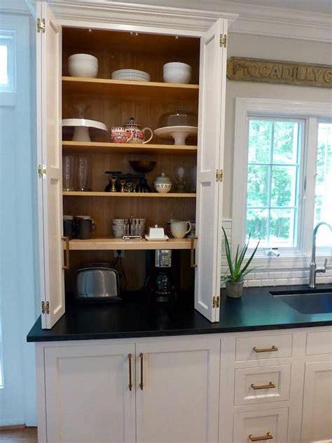 kitchen appliances ideas 25 best ideas about appliance cabinet on
