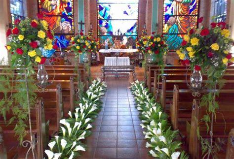 decoracion de iglesias para bodas decoracion de iglesia para matrimonio grandes tips