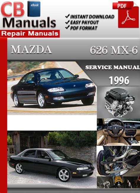 service repair manual free download 2011 mazda mx 5 instrument cluster mazda 626 mx 6 1996 online service repair manual download manuals