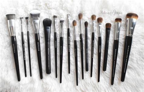sephora brush makeupbyjoyce review comparisons sephora pro