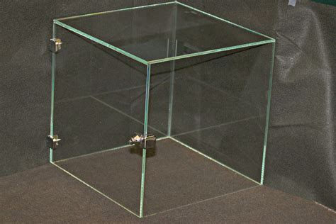 Frameless Tub Shower Doors by Glass Display Case Chevy Chase Glass