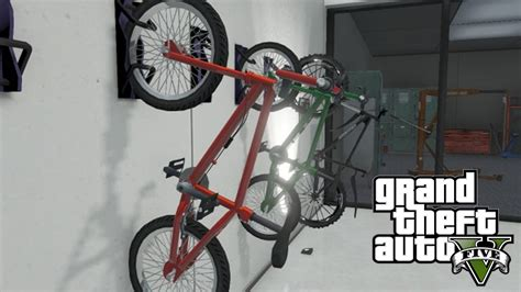 Modified Bicycle For Sale by Gta 5 Colored Bike Glitch How To Customize Your