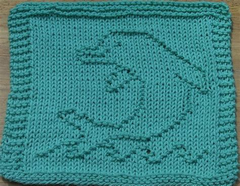 free dolphin knitting pattern ravelry dolphin dishcloth pattern by millan
