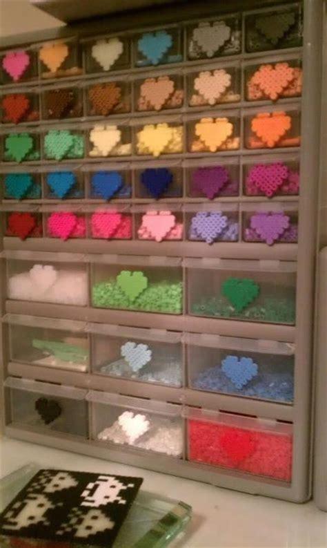 perler bead storage perler bead storage by rawrmonster perler hama