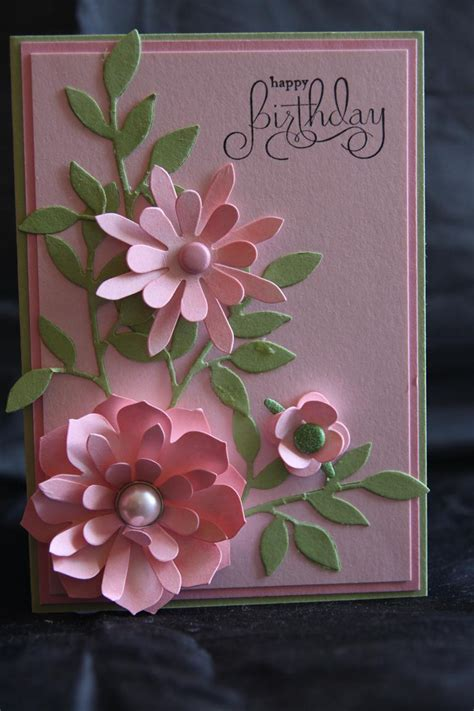 how to make card flowers 301 moved permanently