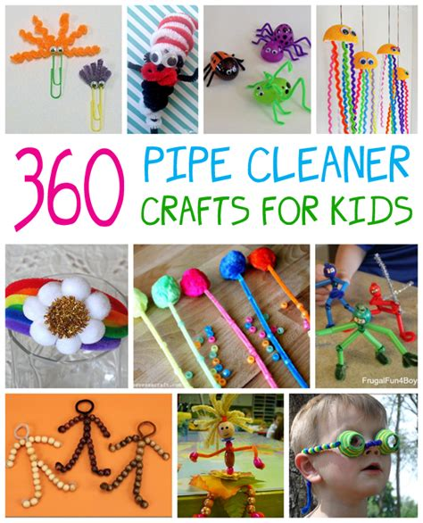 pipe cleaner craft pipe cleaner crafts for family crafts