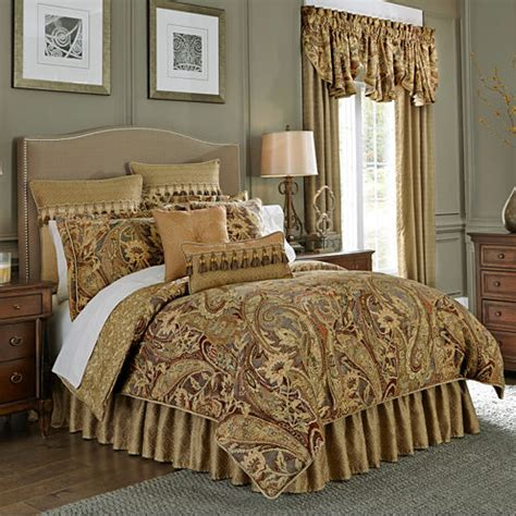 discontinued jcpenney comforter sets croscill classics 174 ashton 4 pc comforter set jcpenney