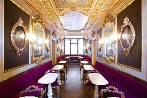 A love affair with Caffè Florian, Venice   International Traveller Magazine