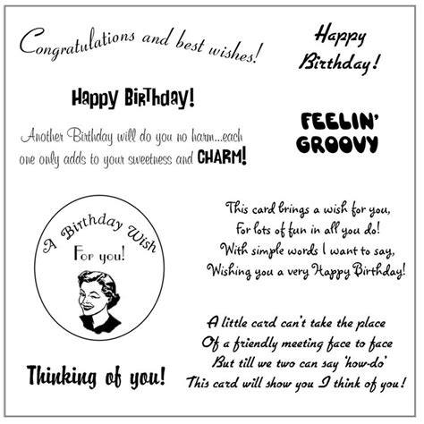 card sentiments card sentiments right words to add to a handmade