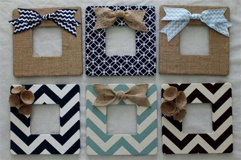 craft photo frames for embellished picture frames easy diy crafty