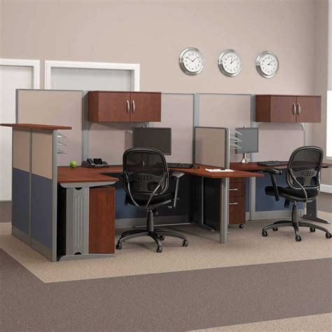 office desk workstation computer desk workstation to improve efficiency