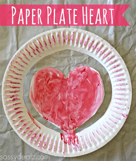 craft from paper plate paper plate craft for crafty morning