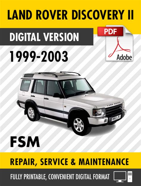 chilton car manuals free download 1998 land rover discovery security system service manual 2003 land rover discovery engine repair