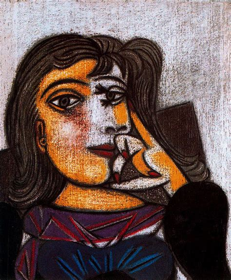 picasso paintings olga s gallery portrait of maar pablo picasso s paintings reproduction