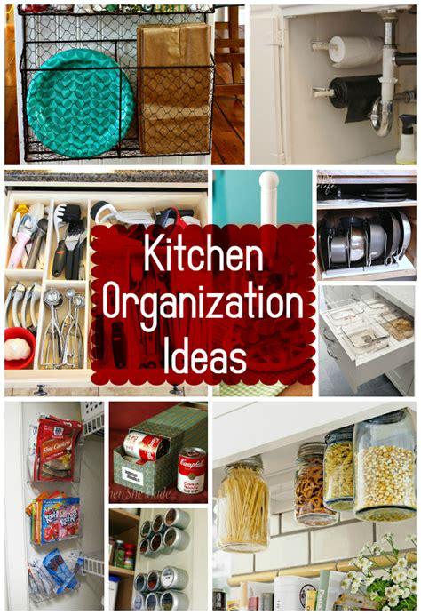 organization ideas for kitchen 15 kitchen organization ideas the craftiest