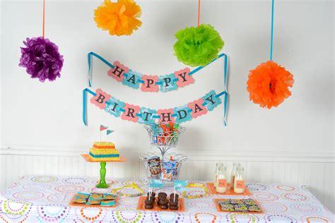 home birthday decoration simple birthday decorations ideas decoration