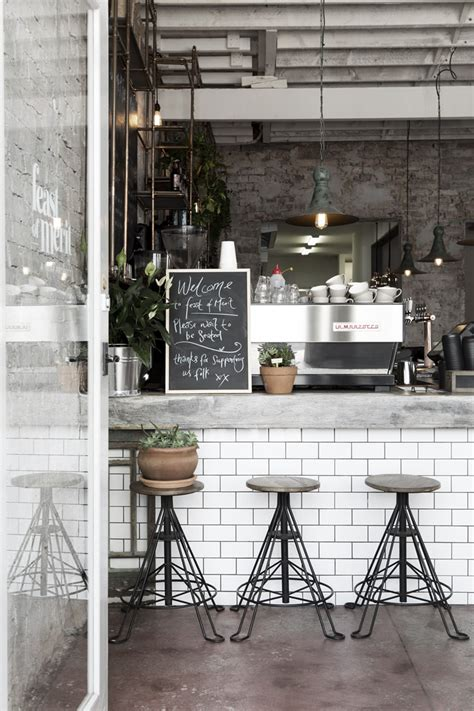 Bar Styles by Industrial Style Coffee Bars Restaurants