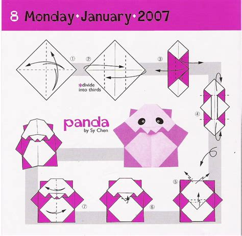 learn origami pdf origami step by step diagrams 171 embroidery origami