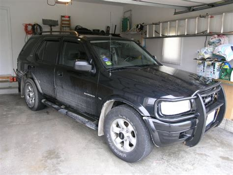 old car manuals online 1999 isuzu rodeo seat position control rodeorider4x4 s 1999 isuzu rodeo page 3 in bloomington il