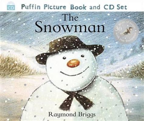 the snowman picture book the snowman raymond briggs 9780141501710