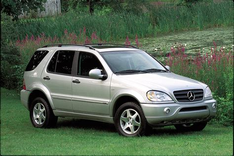2001 Mercedes Ml430 by 2001 Mercedes Ml430 Fuel Infection