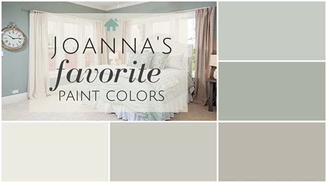 paint colors recommended by joanna gaines fixer paint colors joanna s 5 favorites the
