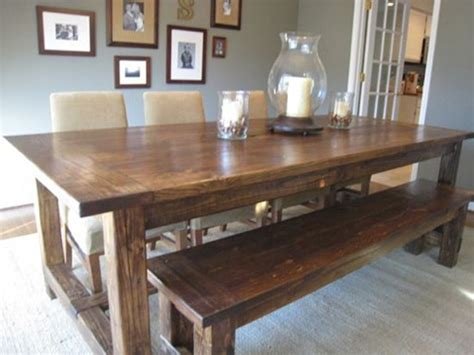 how to build a dining room table build your own rustic dining room table also awesome