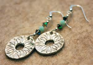 metal clay jewelry ohh the things i could do with metal clay make