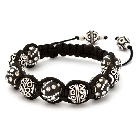 bracelet with shamballa images photos and pictures