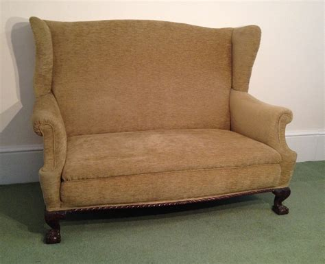 slipcovers for wingback sofas make wingback sofa slipcovers