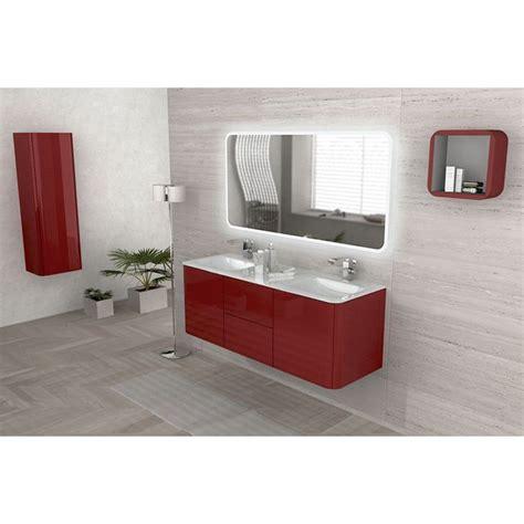 meuble de salle de bain 140 cm ceylan castorama mes th 232 mes
