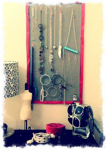 make your own jewelry organizer make your own jewelry organizer with tips from domestic